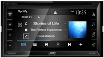 JVC KW-V350BT DVD receiver With Built-In Bluetooth