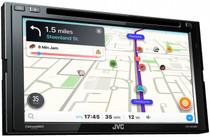 JVC KW-V840BT 2 Din AV Receiver With Built-In Bluetooth