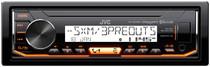 JVC KD-X35MBS Digital media receiver Marine, Jeep, powersports applications