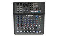 Alesis MM8USBFXX110 8 Channel Mixer with Effects / USB Audio Interface