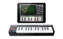 Akai Professional LPK25WIRELESS Bluetooth MIDI Keyboard Controller