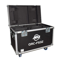American DJ QRC-FS3Z Moving Head Road Case