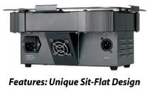 American DJ Flat Par Tri 18X LED Par Can