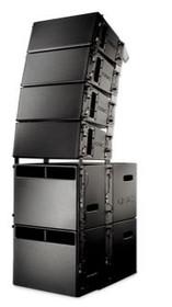 QSC WL3082-BK Line Array Speaker - Black