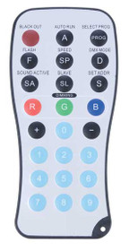 American DJ Mega Bar 50RGB RC - Remote Control
