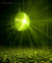 American DJ 40inch (1 Meter) Glass Mirror Ball