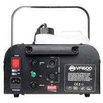 American DJ VF1600 Mobile 1500W Fog Machine