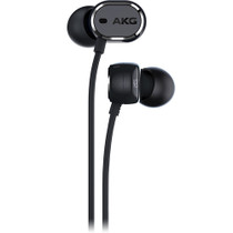 AKG N20 NC In-Ear, Noise-Canceling Headphones with Microphone and 3-Button Remote
