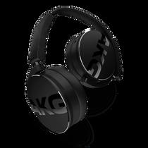 AKG Y50 On-Ear Headphones w/ Mic - Black