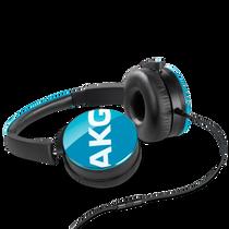 AKG Y50 On-Ear Headphones w/ Mic - Teal