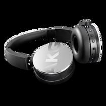AKG Y50BT On-Ear Bluetooth Headphones - Silver