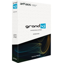 American DJ GRAND VJ 2.0-UG 8 Layer Video Mix VJ Software