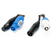 American DJ AAC3PPCON3 DMX & Powercon Power Link Cable