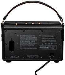Marshall Kilburn Black Portable Bluetooth Speaker