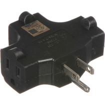 American DJ EC3FER Edison Power Splitter