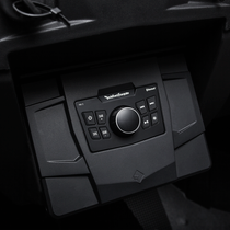 Rockford Fosgate Polaris RZR dash kit for PMX-0