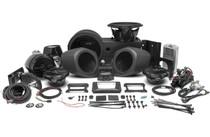 Rockford Fosgate GNRL-STAGE4 stereo, front speaker, subwoofer, & rear speaker kit for select General models