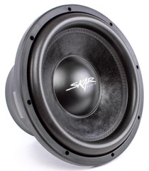 "Skar Audio DDX-12 12"" 1,000 Watt RMS Car Subwoofer"