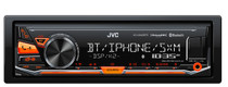 JVC KD-X340BTS Digital Media Receiver with Built-in Bluetooth