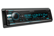 Kenwood Excelon KDC-X501 CD Receiver - Built-in Bluetooth / USB / AUX