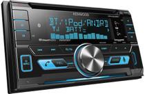 Kenwood DPX502BT 2-DIN CD Receiver