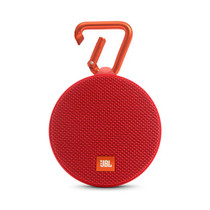 JBL Clip 2 Red Portable Bluetooth speaker