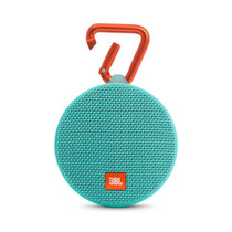 JBL Clip 2 Teal Portable Bluetooth speaker