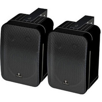 """Behringer 1C - Ultra Compact Two-Way 5.5"""" Passive Monitor (Pair) (Black)"""