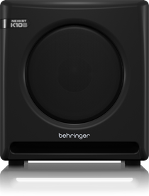 Behringer Nekkst K10S 10in Active Studio Subwoofer (Each)