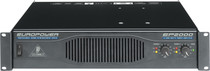 Behringer Europower EPQ2000 Lightweight 2000-Watt Amplifier