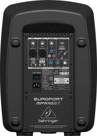 Behringer Europort MPA40BT Portable PA w/ Bluetooth