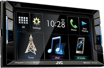 "JVC KW-V230BT 6.2"" DVD Receiver with Built-In Bluetooth"