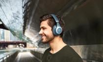 JBL E65BTNC White Wireless over-ear NC headphones