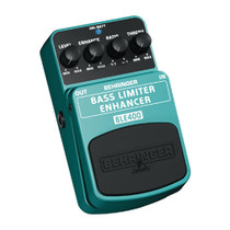 Behringer BLE400 Bass Limiter/Enhancer Effects Pedal