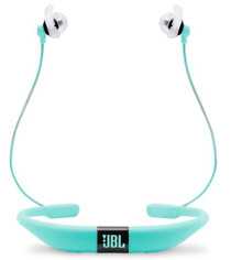 JBL Reflect Fit Teal Heart Rate Wireless Headphones