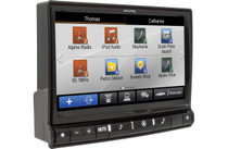 "Alpine X009U Navigation receiver with 9"" screen"
