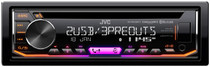 JVC KD-R995BTS 1-DIN CD Receiver