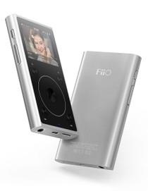 FiiO X1 2nd Generation Portable High-Resolution Audio Player - Silver