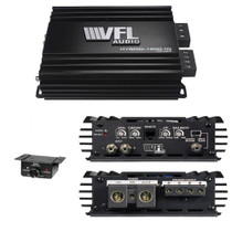 American Bass VFL-1900.1 Hybrid 1 Ohm Mono Amplifier