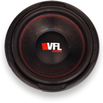 American Bass VFL Stealth Series Stealth 1244 Subwoofer