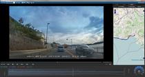Kenwood DRV-N520 Drive Recorder Dash cam