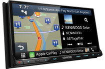 "Kenwood Excelon DNX994S 7"" DVD Receiver"