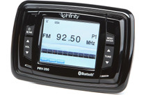 Infinity INF-PRV350 Marine digital media receiver w/ Bluetooth®