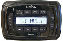 Infinity INF-PRV250 Marine digital media receiver w/ Bluetooth®