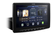 """Alpine Electronics iLX-F309TND 9"""" in-Dash Mech-Less System for 2014-up 4-Door Toyota Tundra"""