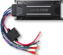 Alpine KTA-30FW 4-Channel Power Tough Power Pack Amplifier