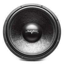 """Skar Audio IVX-15 V2 D4 400W 15"""" IVXv2 Series Dual 4 Ohm Subwoofer"""