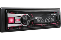Alpine CDE-151 CD receiver