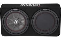 """Kicker CompRT 43TCWRT102 10"""" Enclosure"""