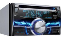 Clarion CX505 CD receiver